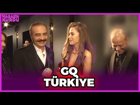 GQ Türkiye Gecesinde Neler Oldu Neler