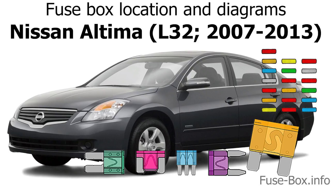 2011 Altima Fuse Box Wiring Diagrams For 1988 Dodge Dakota Begeboy Wiring Diagram Source