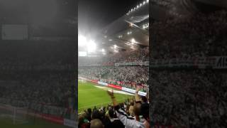 Legia Warszawa - Lech Poznań (22.10.2016)