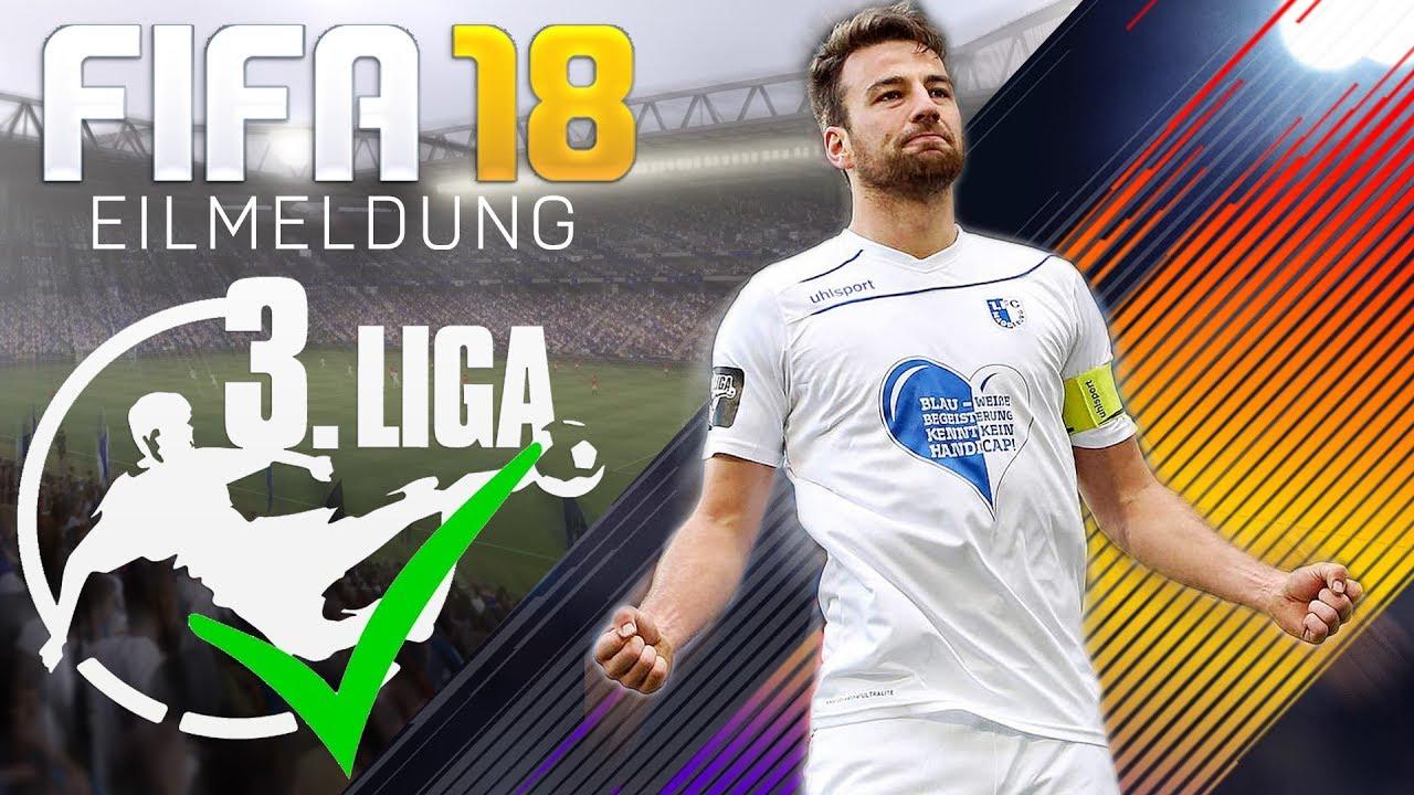 3. Liga Fifa 18