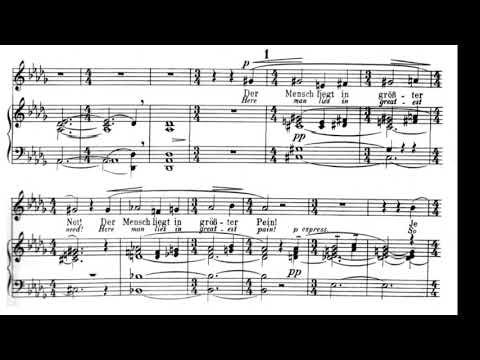 "Mahler ""Urlicht"" orchestral playback, Karaoke, Music minus one, no singing"