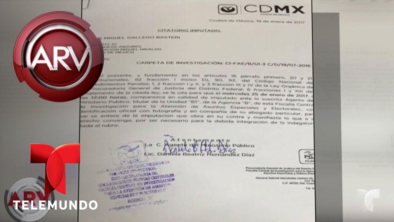 Batalla legal entre Alejandro Fernández y Luis Miguel | Al Rojo Vivo | Telemundo