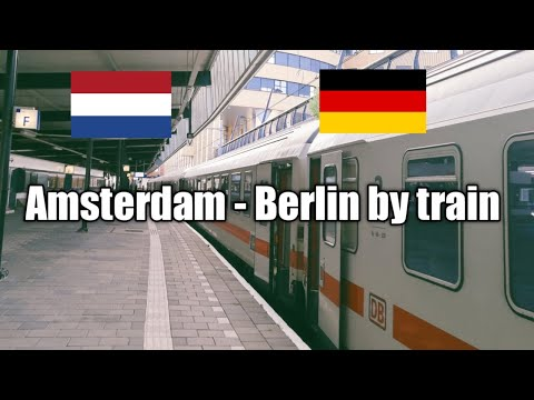 Trip Report Amsterdam - Berlin By Train (Silk Road Part 1 Netherlands To China By Train).