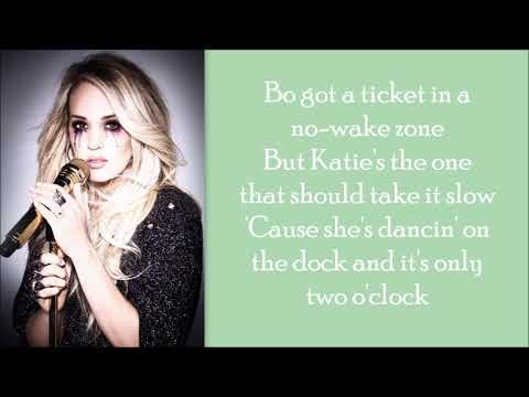 Carrie Underwood ~ Southbound (Lyrics)