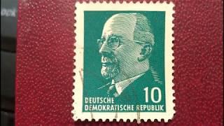 Old Germany Stamps Collection Alte deutsche Briefmarken