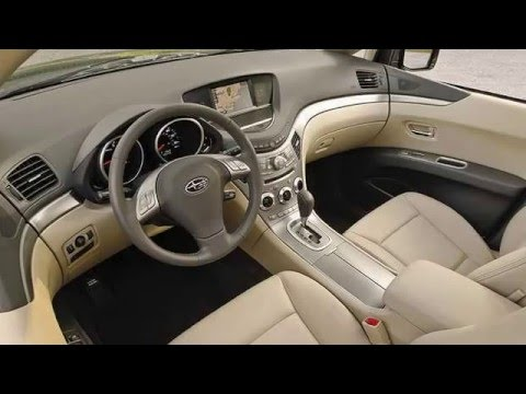 2017 Subaru Tribeca Engine In Depth Review Youtube