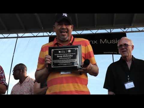 Bronx Living Legend: Benjy Meléndez (2015)