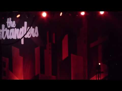 The Stranglers - Waltzinblack intro / The Raven - O2 Academy, Brixton, London, 24/3/18
