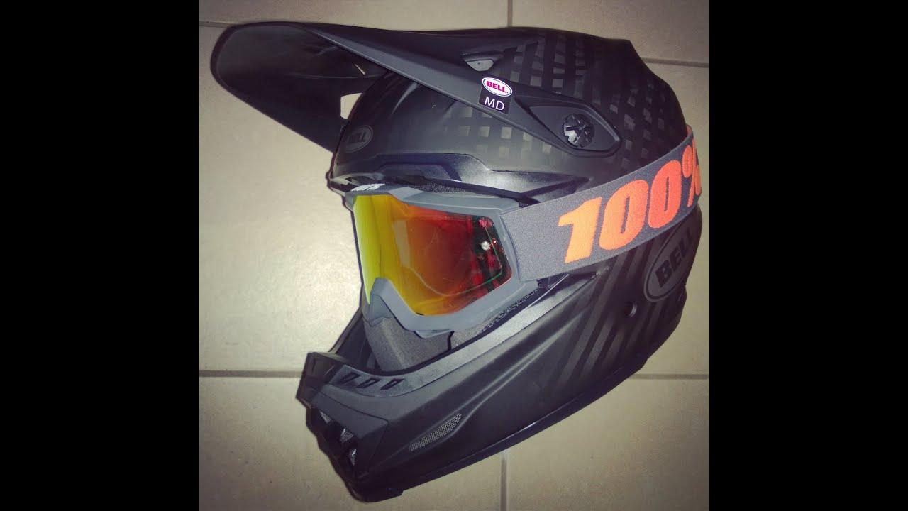 2015 Bell Full 9 Downhill Freeride BMX helmet- first impressions ... fab72c109