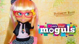 Обзор куклы Middle School Moguls (iBesties)