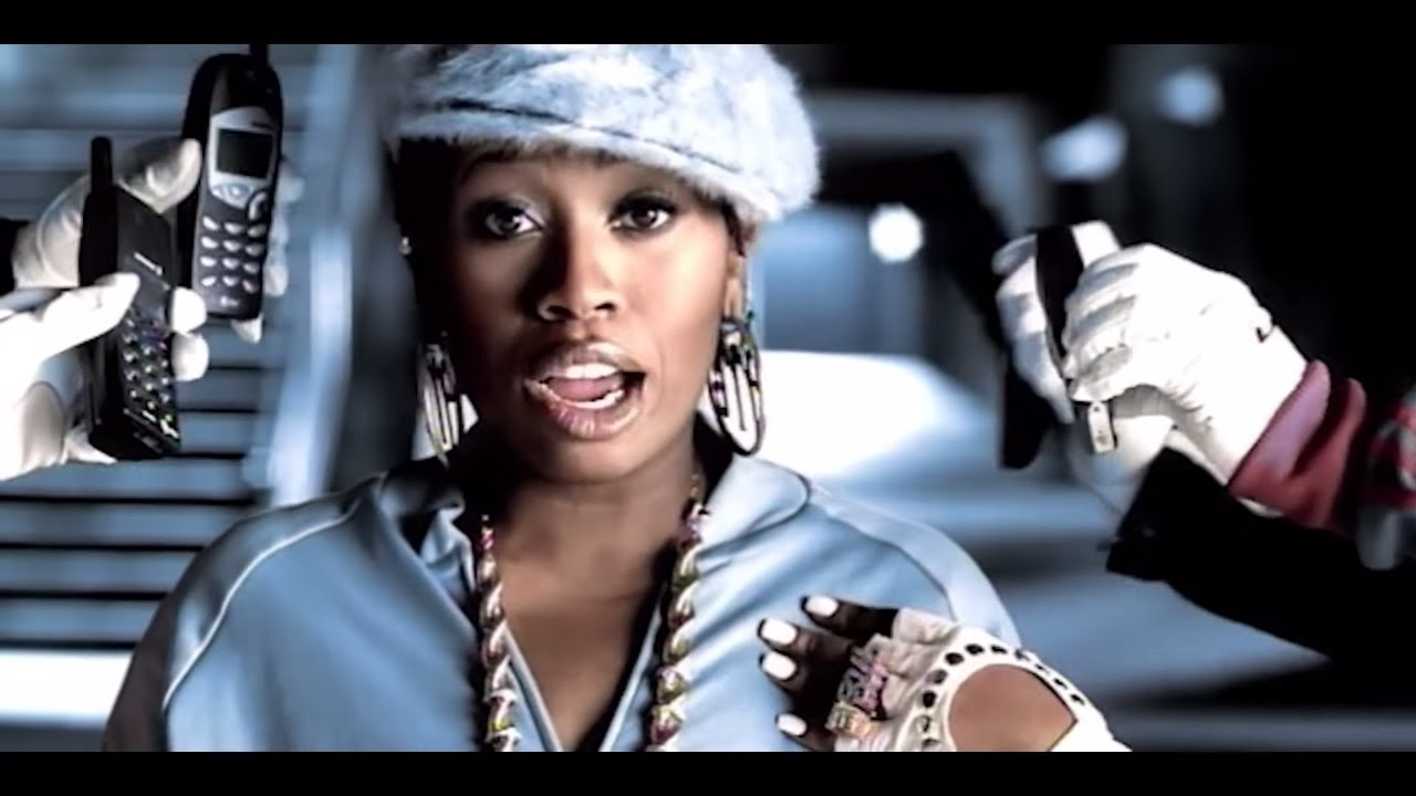 Missy Elliott - Work It [Official Music Video]