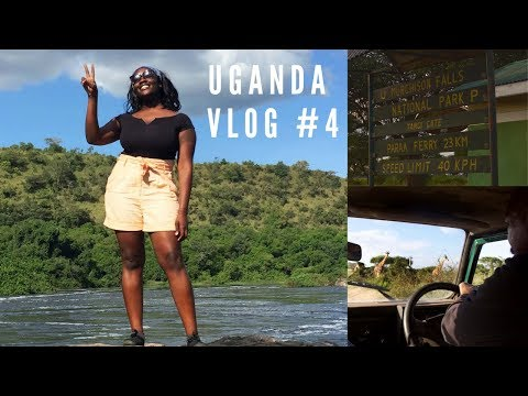 WE WENT ON A SAFARI IN UGANDA | MURCHISON FALLS NATIONAL PARK | UGANDA TRAVEL VLOG #4