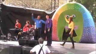 The Monkey Dance - Live On Australia Day, 2013 - The Wiggles