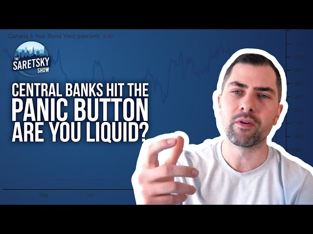 Central Banks Hit the Panic Button, Are you Liquid?