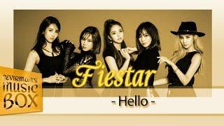 FIESTAR - Hello (Türkçe Altyazılı) [Çevirman's-Box]