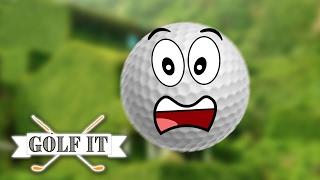 САМЫЙ ХУДШИЙ ГОЛЬФИСТ ИГРАЕТ НЕ ПО ПРАВИЛАМ ► Golf It (Мини игры,Угар)