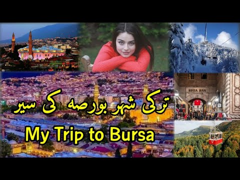 Bursa Turkey Vlog | Grand Mosque Bursa | Uludag Mountain | Bursa Cable Car