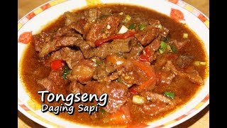 Download Video Resep dan Cara Mudah Memasak Tongseng Daging Sapi Level Pedas Enak dan Lezat ala Zasanah MP3 3GP MP4