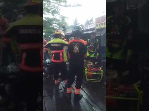 Kebakaran Di Jln Vertan Komplek A Yani 2 Rt 24 Banjarmasin Timur