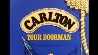 Carlton Your Doorman (1980) [Unsold Pilot]