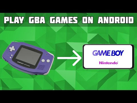 How To Play GBA Games On Android! Game Boy Advance Emulator! Retroarch Setup Tutorial!