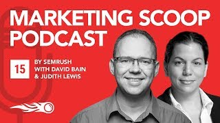 Marketing Scoop Episode 2.15 Success Story How to market a podcast