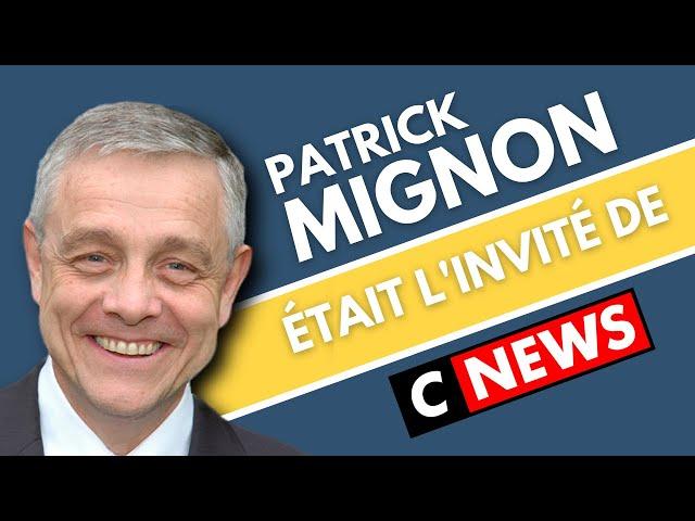 L'écologie est-elle de gauche ? - Patrick Mignon sur CNEWS | 16 avril 2021