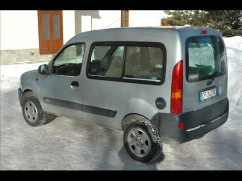 renault kangoo 4x4 youtube. Black Bedroom Furniture Sets. Home Design Ideas