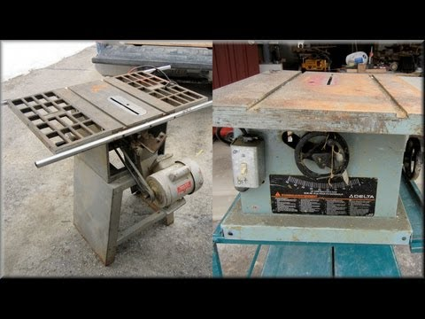 I Bought USED Table Saws