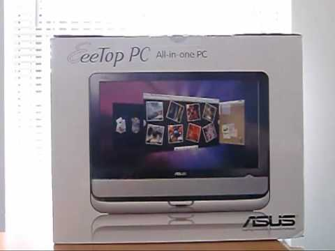 Asus All-in-one PCs ET2002T Driver for Windows 10