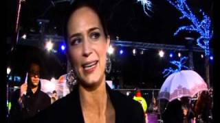 Emily Blunt interview at The Young Victoria premiere