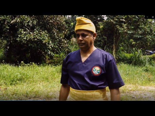 MESTI TONTON! Aksi Lading oleh Guru Utama Seni Silat Cekak Malaysia