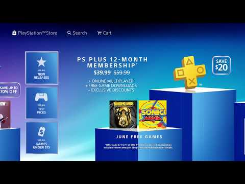 PS4 E3 2019 Super Sale? - PS PLUS Discount - Cheap Games