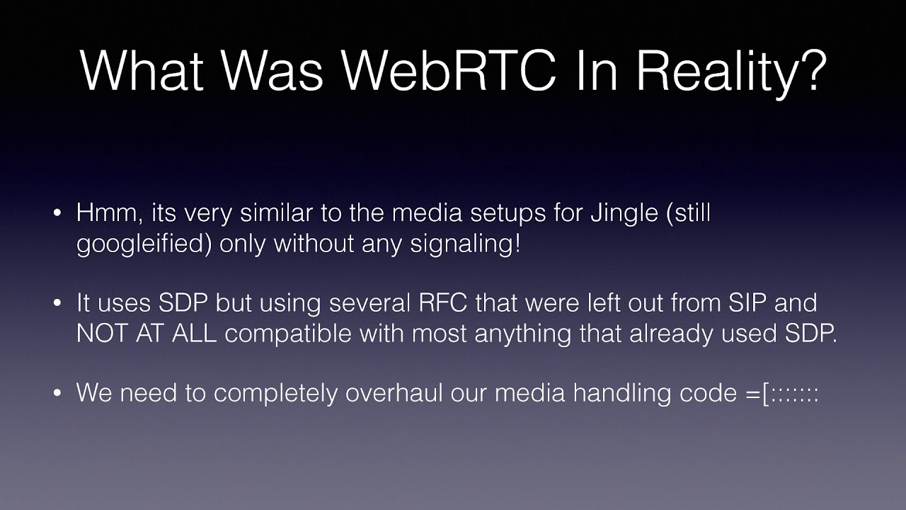 FreeSwitch from SIP to WebRTC