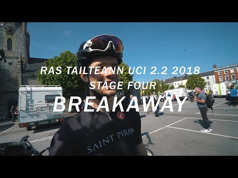 Ras UCI 2.2 - Stage 4 - Day in the Breakaway