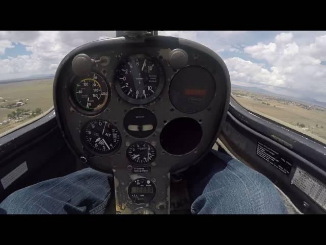 Glider flight 2016