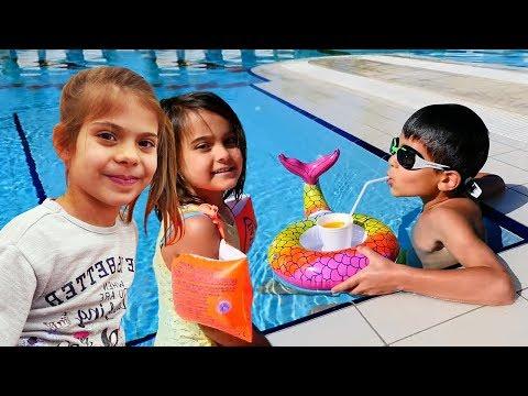 Fındık Ailesi Yaz Tatili Bölümleri. Çocuk Dizisi