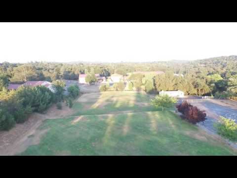 Indian Creek School Phantom 3 Drone Top Speed Flyover