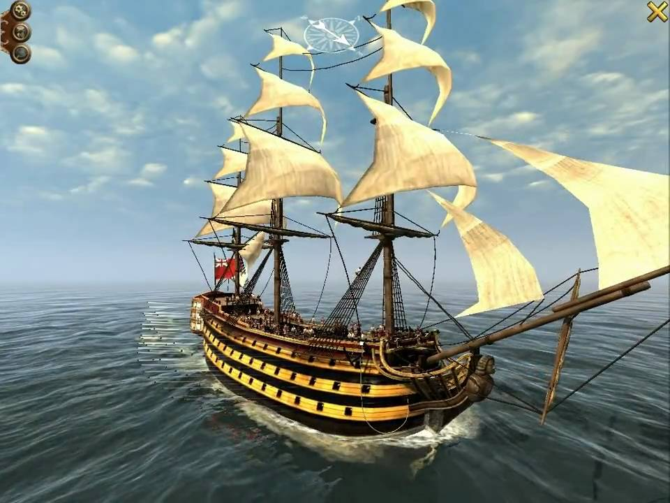 Empire Total War Hms Victory Vs Uss Constitution Youtube