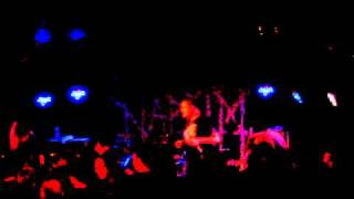 Napalm Death - Lowlife (Cryptic Slaughter cover) live in Dublin 2011