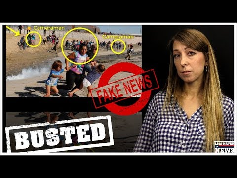 LIES EVERYWHERE: Migrants Slam The Border, Fake Pictures, Fake Narratives…BOMBSHELL!