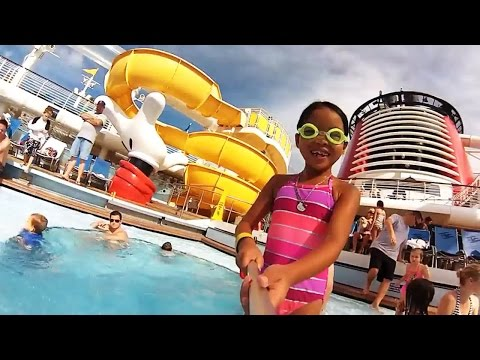 Our 2014 Disney Cruise aboard The Dream