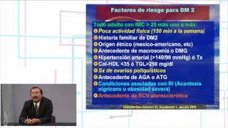 Obesidad, Síndrome Metabólico y Diabetes Mellitus Tipo 2