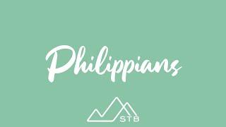 Philippians 3:12 - 4:1