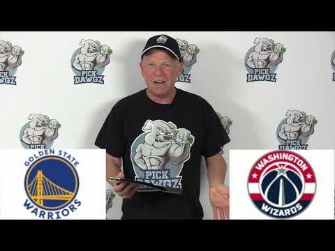 Golden State Warriors vs Washington Wizards 2/3/20 Free NBA Pick and Prediction NBA Betting Tips