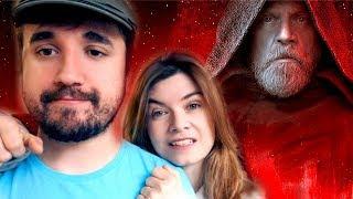 O MELHOR FILME DE STAR WARS?: Fomos Ver The Last Jedi - Ep. 1116