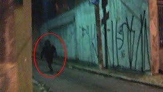 FOMOS ATACADOS POR UM HOMEM DE PRETO ( DEU POLÍCIA )