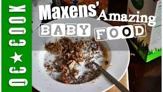 Banana And Weetabix Recipe Baby Breakfast - Orange County Cook
