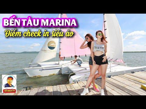 Review BẾN TÀU MARINA Vũng Tàu | Điểm Tham Quan Hot Nhất | Du Lịch Vũng Tàu | XÊ DỊCH TV