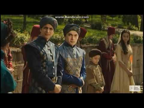 С шехзаде до Султана. Как менялся Султан Мурад .